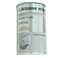 Промывка масляной системы Mitsubishi