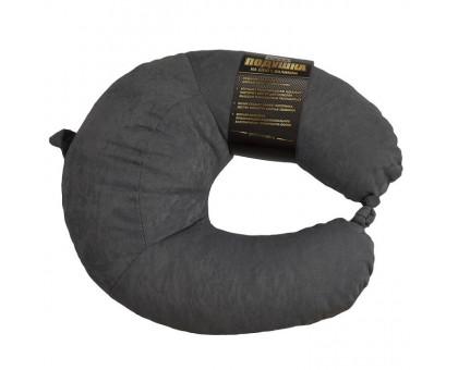 Подушка на шею с валиком