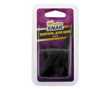 Вентиль для бескамерных шин (черный), 4шт