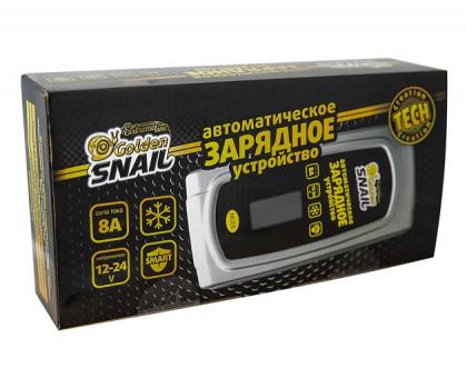 Автоматическое зарядное устройство для аккумулятора - GS9223, 12/24V