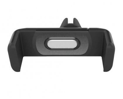 Раздвижной держатель телефона на дефлектор (черный) 55-85 мм