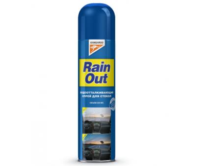 Водоотталкивающий спрей для стекол Kangaroo Rain Out (320751)