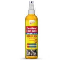 Полироль защитный для кожи, резины, пластмассы Kangaroo Leather Tire Wax