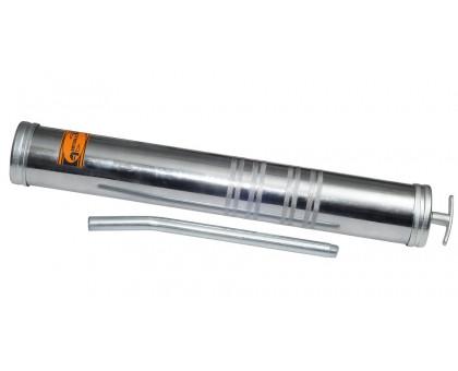Шприц маслозаливной 1000 мл с металлической трубкой