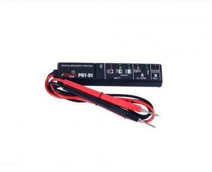 Тестер для проверки уровня заряда аккумулятора